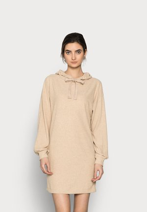 ONLZOE DRESS - Kjole - beige