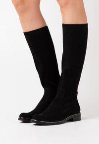 Caprice - BOOTS - Støvler - black - 0