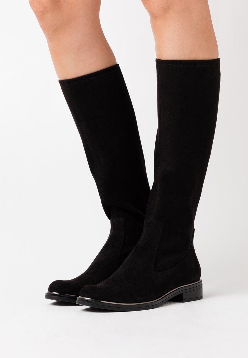 Caprice - BOOTS - Støvler - black