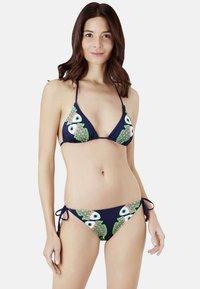 Vilebrequin - SWEET FISHES - Bikini top - navy - 0