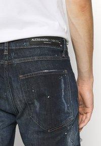 Alessandro Zavetti - LABELLI - Straight leg jeans - indigo - 4