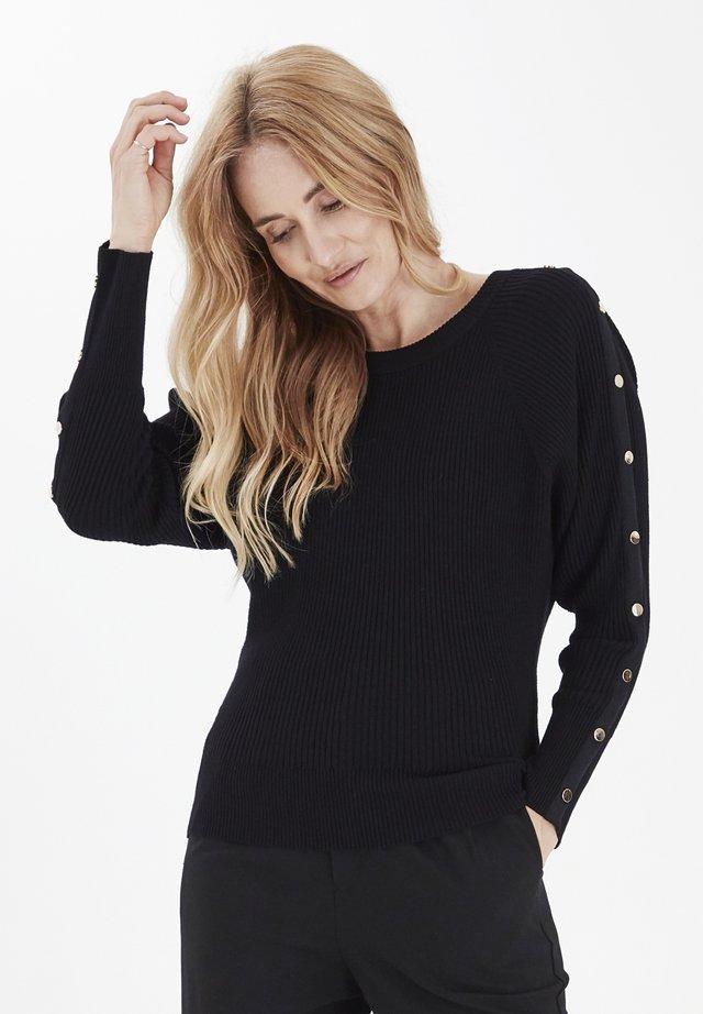 PZSARA  - Pullover - black beauty