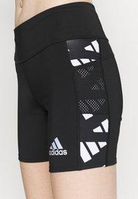 adidas Performance - CELEB - Collant - black - 4