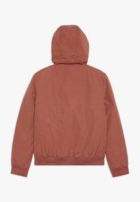 Quiksilver - CHOPPY IMPACT - Outdoor jacket - redwood - 1