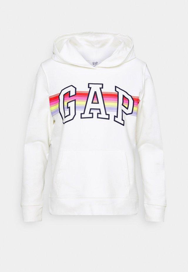 V-GAP ARCH - Bluza - white