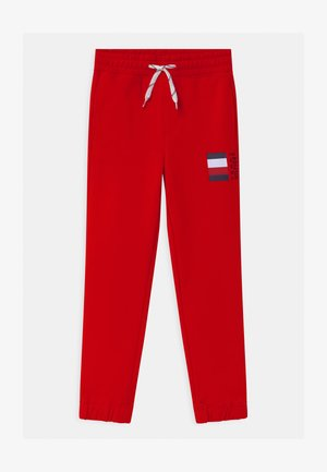 GLOBAL STRIPE  - Trainingsbroek - red
