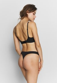 Anna Field - Samira 7 pack thong - Tanga - black/white/tan