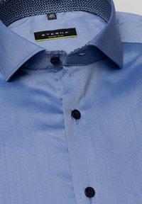 Eterna - SUPER-SLIM - Formal shirt - mittelblau - 4