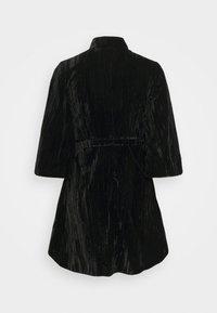Alexa Chung - KIMONO WRAP DRESS - Koktejlové šaty/ šaty na párty - black - 6