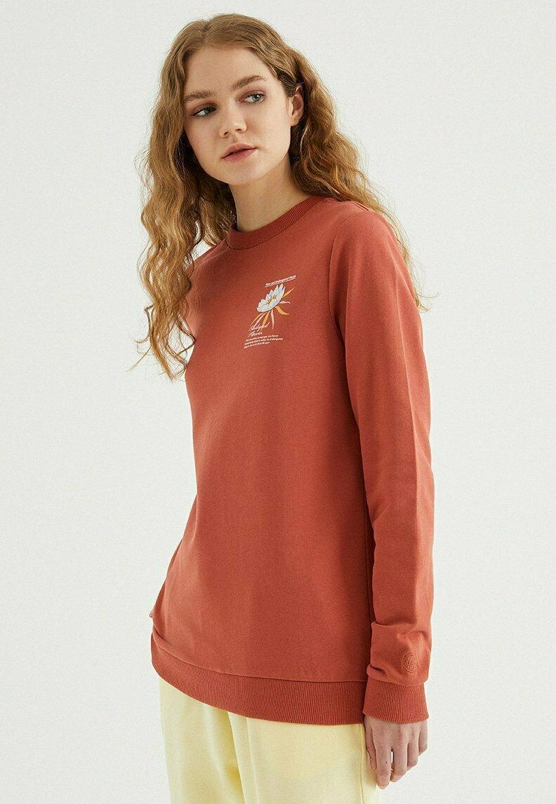 Damen FLOWER - Sweatshirt