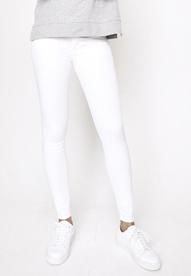 ZOE - Jeans Skinny Fit - weiss