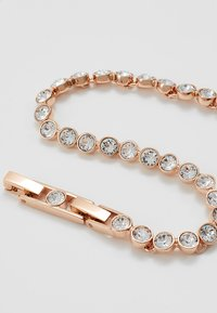 Swarovski - TENNIS BRACELET  - Pulsera - rosegold-coloured - 3