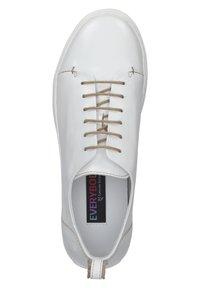 Everybody - Sneakersy niskie - positano white - 3
