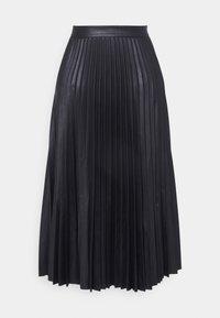 Forever New - STEVIE PLEATED SKIRT - Jupe plissée - black - 1