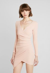 Club L London - Cocktail dress / Party dress - nude - 0