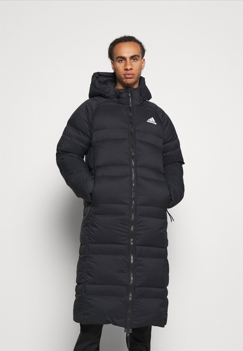 adidas Performance - URBAN COLD.RDY OUTDOOR - Down coat - black