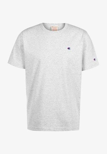 Basic T-shirt - mottled grey