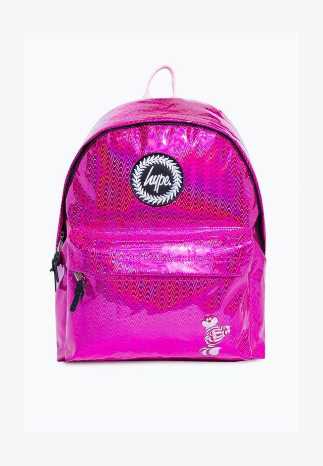 DISNEY CHESHIRE CAT BACK PACK - Zaino - pink
