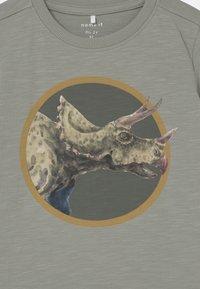 Name it - NMMDUGO - T-shirt print - wrought iron - 2