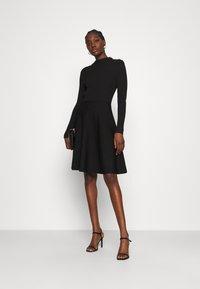 Ted Baker - JOSEY - Jumper dress - black - 1