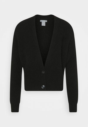 SHELLY - Cardigan - black