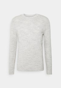 ICON CREW - Jumper - light grey