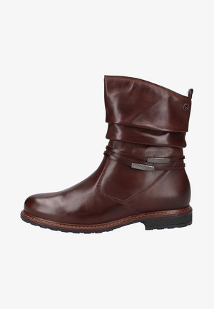 STIEFELETTE - Støvletter - brown