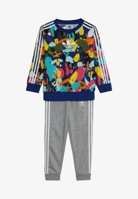 adidas Originals - CREW SET - Trainingspak - multi-coloured/white - 3