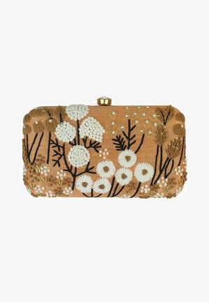 LUCIA  - Clutch - brown
