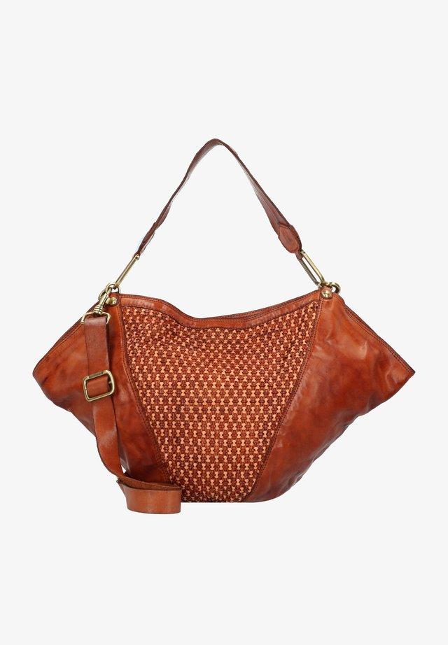 ANNA  - Handbag - cognac