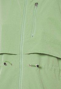 Icepeak - ELROY - Veste sans manches - antique green - 2