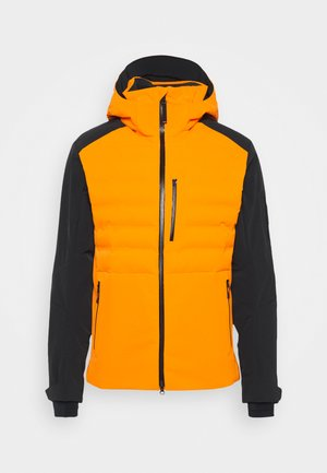 ERIK - Ski jacket - orange
