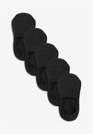 5 PACK - Trainer socks - black