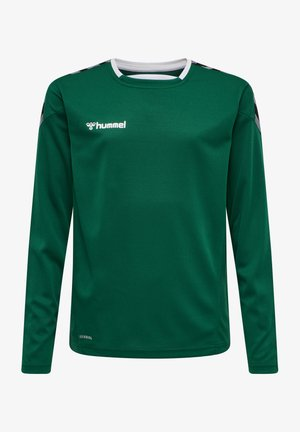 HMLAUTHENTIC - Funktionsshirt - evergreen