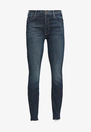 THE STUNNER FRAY - Jeans Skinny Fit - blue denim