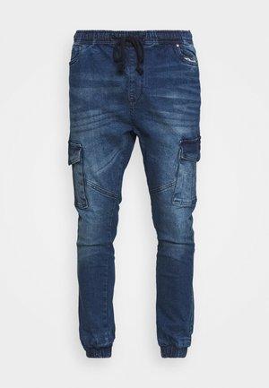 Slim fit jeans - blue wash