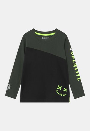 KIDS SMALL BOYS - Long sleeved top - schwarz