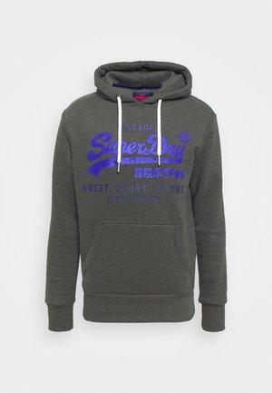 SHOP DUO HOOD - Sweatshirt - winter charcoal marl