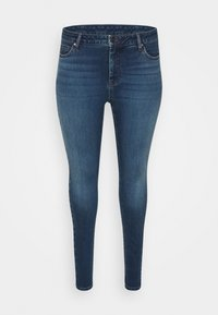 Zizzi - AMY - Jeans Skinny Fit - blue denim - 6