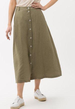STYLE KELLY - A-line skirt - khaki