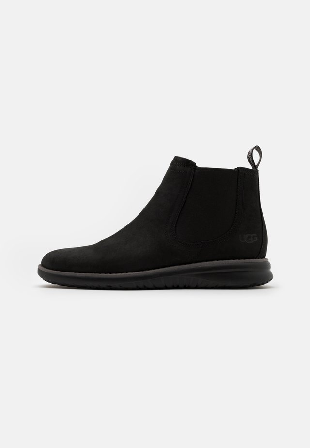 UNION CHELSEA - Botki - black