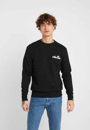 FIERRO - Sudadera - black
