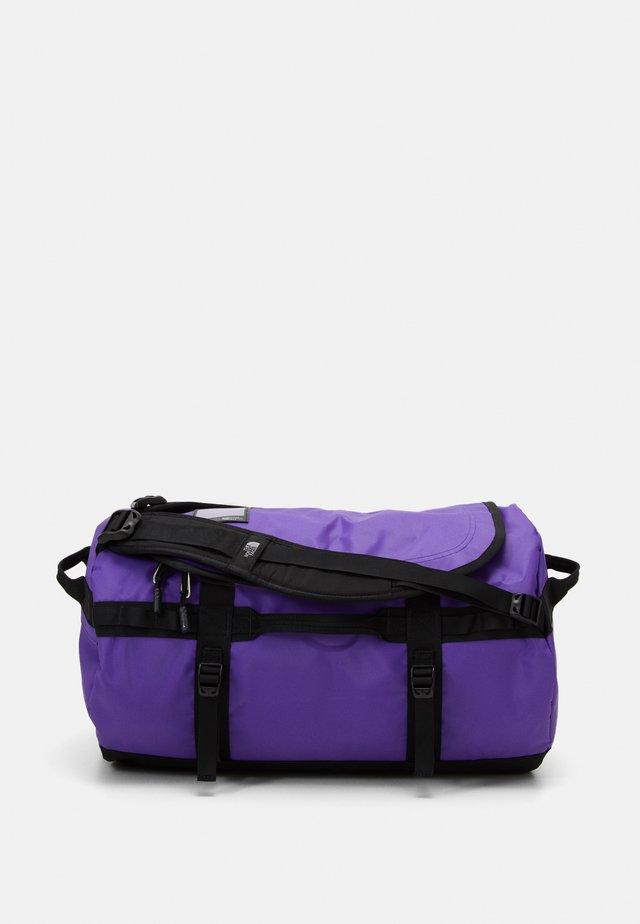 BASE CAMP DUFFEL S UNISEX - Sports bag - peak purple/black