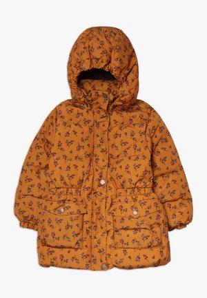 WENCKE JACKET - Kabát zprachového peří - autumnal brown