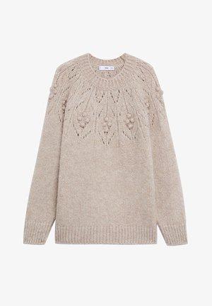 SKIPER - Pullover - sable