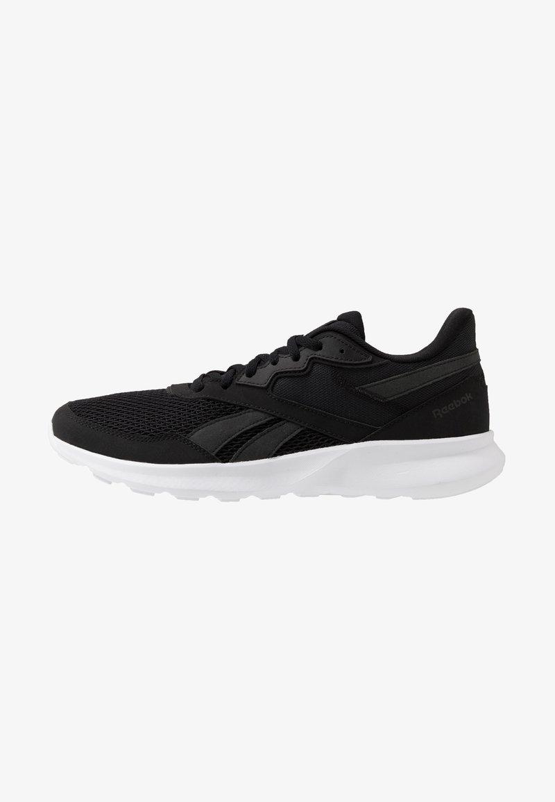Reebok - QUICK MOTION 2.0 - Zapatillas de running neutras - black/white
