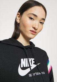 Nike Sportswear - HOODIE - Sweat à capuche - black/sail/white - 5