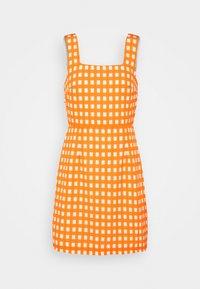 Glamorous - MAYA - Day dress - rust gingham - 3