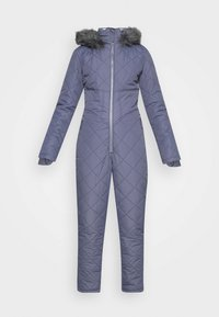Missguided - SKI QUILTED CORSET SNOW - Jumpsuit - grey - 4