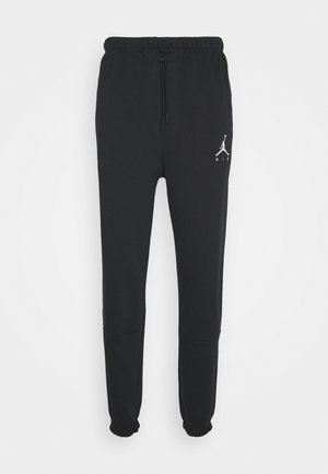 JUMPMAN AIR PANT - Tracksuit bottoms - black/white